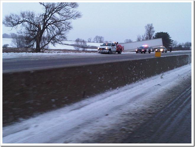 Highway 400 Accident