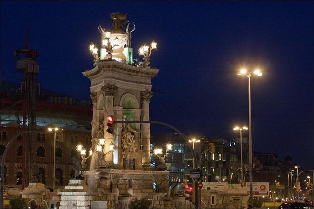 2011 02 16-1 Plaça d'Espanya