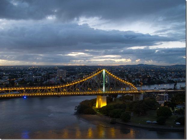 2012 July 08 Brisbane Storey Bridge_