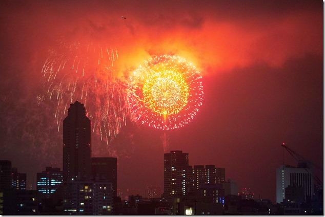 2012 08 11 Jingu Gaien Fireworks _-74