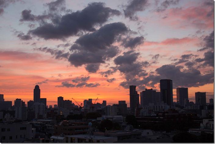 2012 10 30 Tokyo Skyline _