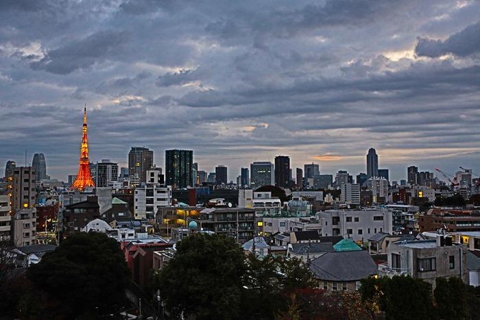 2012 11 19 Tokyo Skyline_-7