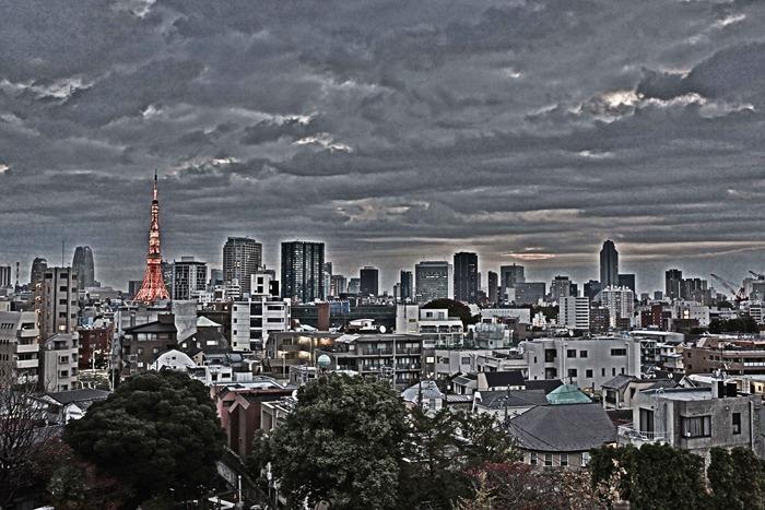 2012 11 19 Tokyo Skyline_-8