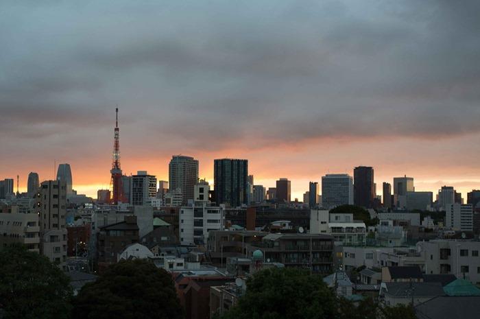 2012 07 30 Tokyo Skyline _-28