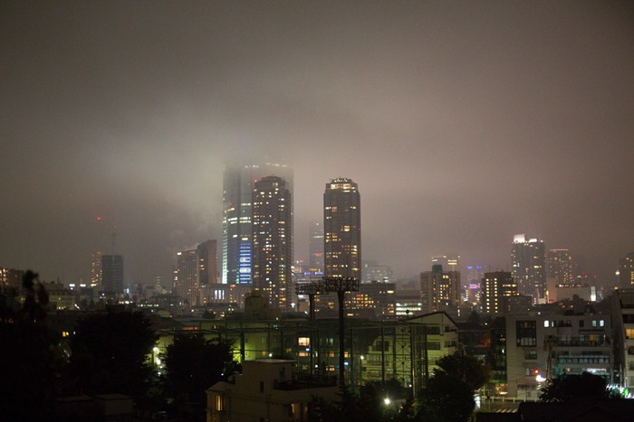 2012 10 28 Tokyo Skyline _-5