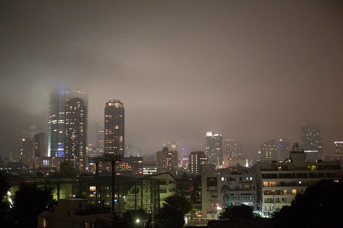 2012 10 28 Tokyo Skyline _-7