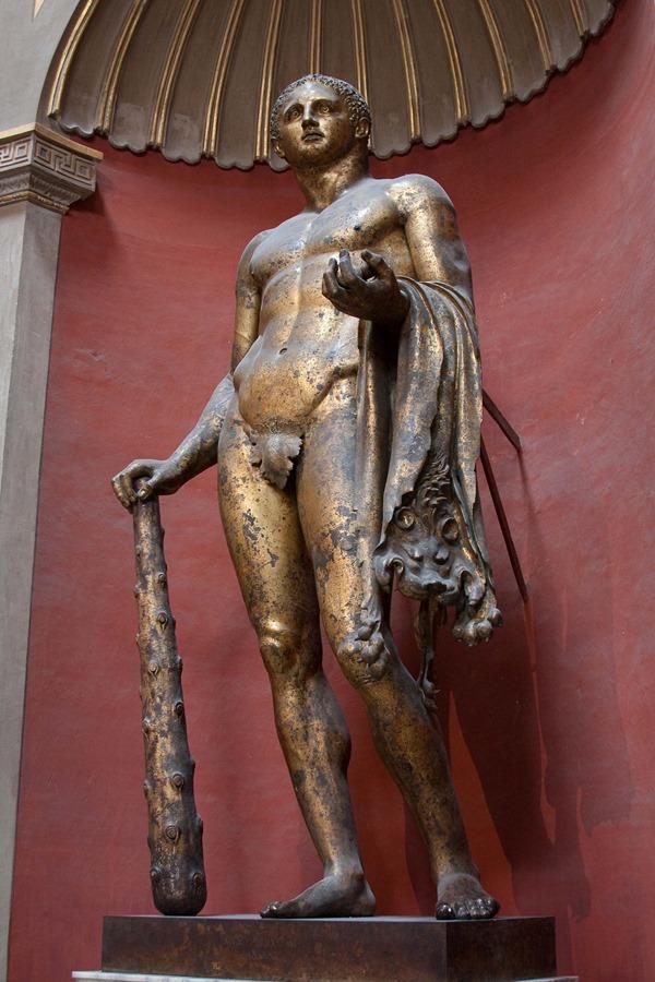 2009 04 Hercules Vatican_-3
