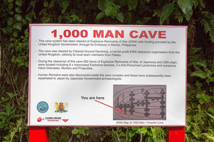 2013 07 31 Peleliu 1000 man cave