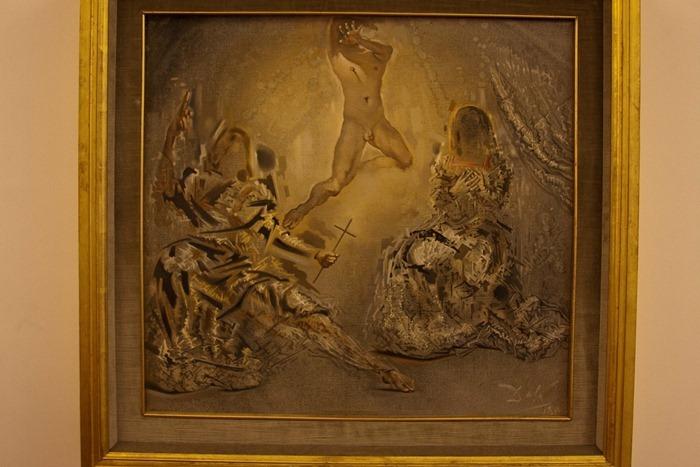 2009 04 09 Vatican Dali_
