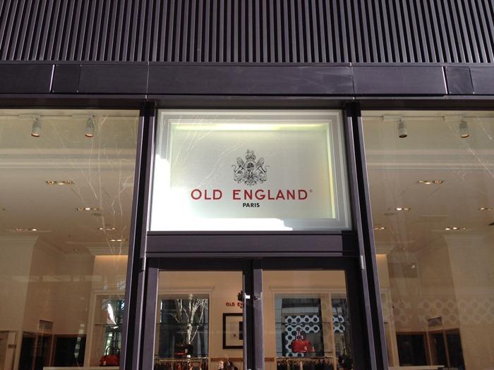 Old England Paris