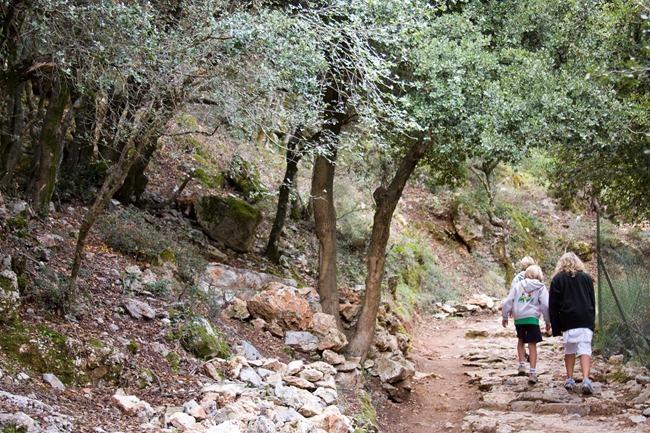 2008 Oct 24 Diktian Cave Crete (birthplace of Zeus)  (4)