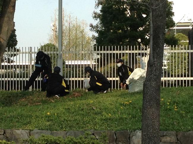Tokyo police academy