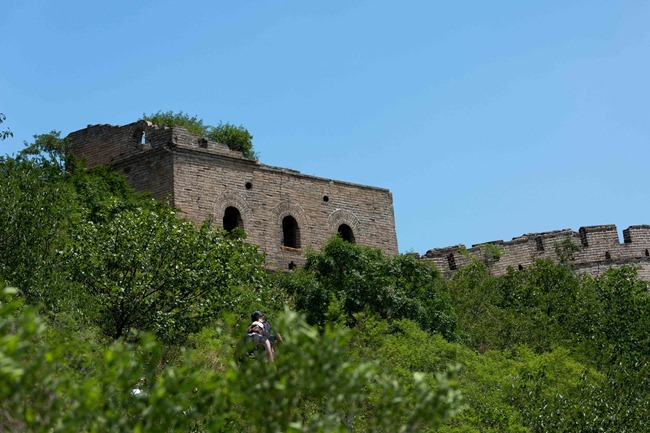 2014 06 18 Hiking up to great wall_-62