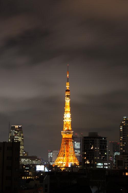2014 01 30 Tokyo skyline_-2