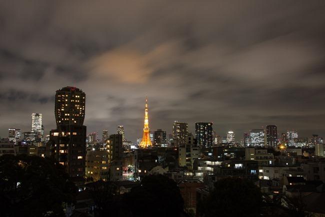2014 01 30 Tokyo skyline_-6