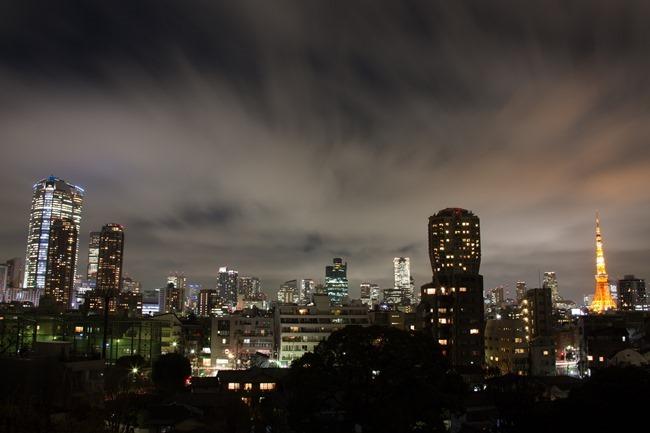2014 01 30 Tokyo skyline_-9